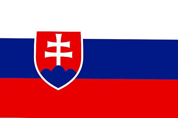 Bandiera Della Slovacchia Storia E Significato Thpanorama