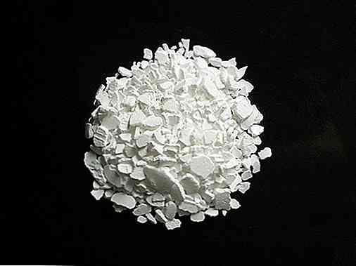 Calciumchlorid Cacl2 Struktur Anwendungen Und