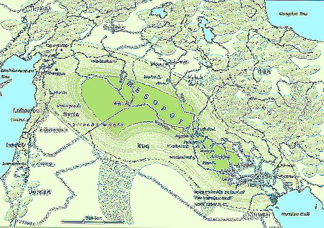 Quali Erano I Principali Fiumi Della Mesopotamia
