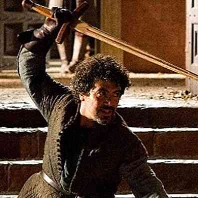 Syrio Forel Situazione in Game of Thrones, Curiosities and Phrases