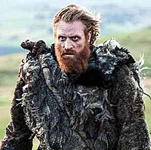 Situazione di Tormund Matagigantes in Game of Thrones and Curiosities
