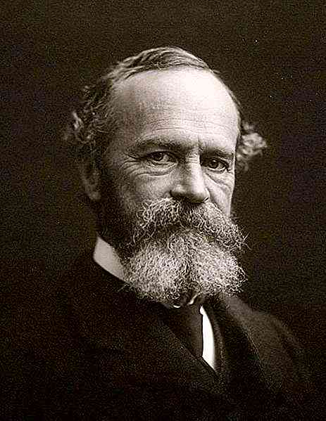 Biografia de William James e teorias principais